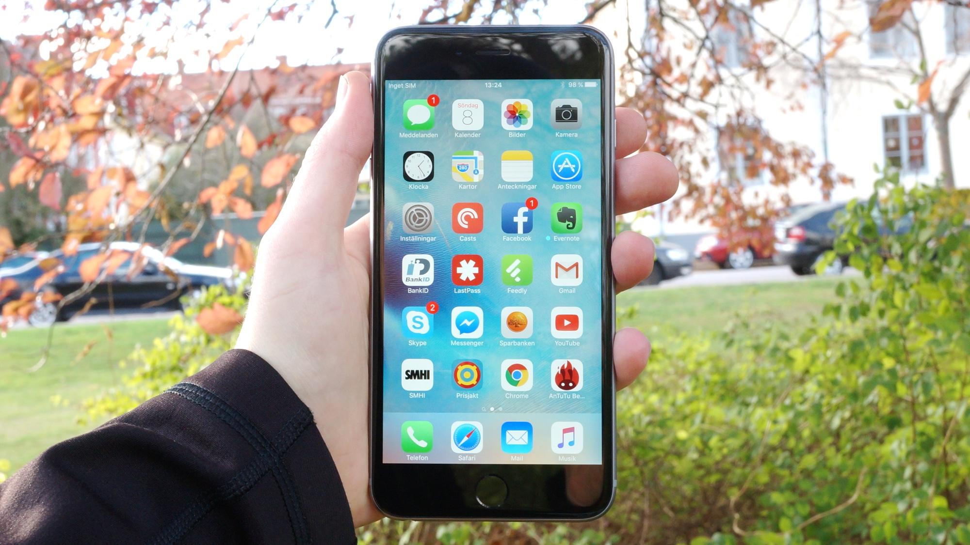 Test  Apple iPhone 6S Plus 92c725b2e639b