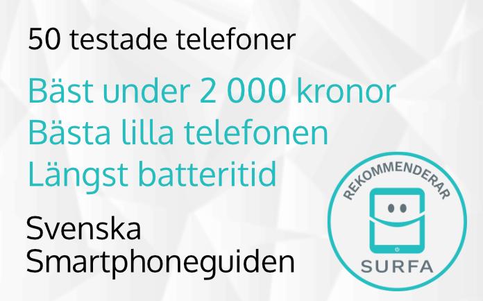 Surfa promo svenska smartphoneguiden 3