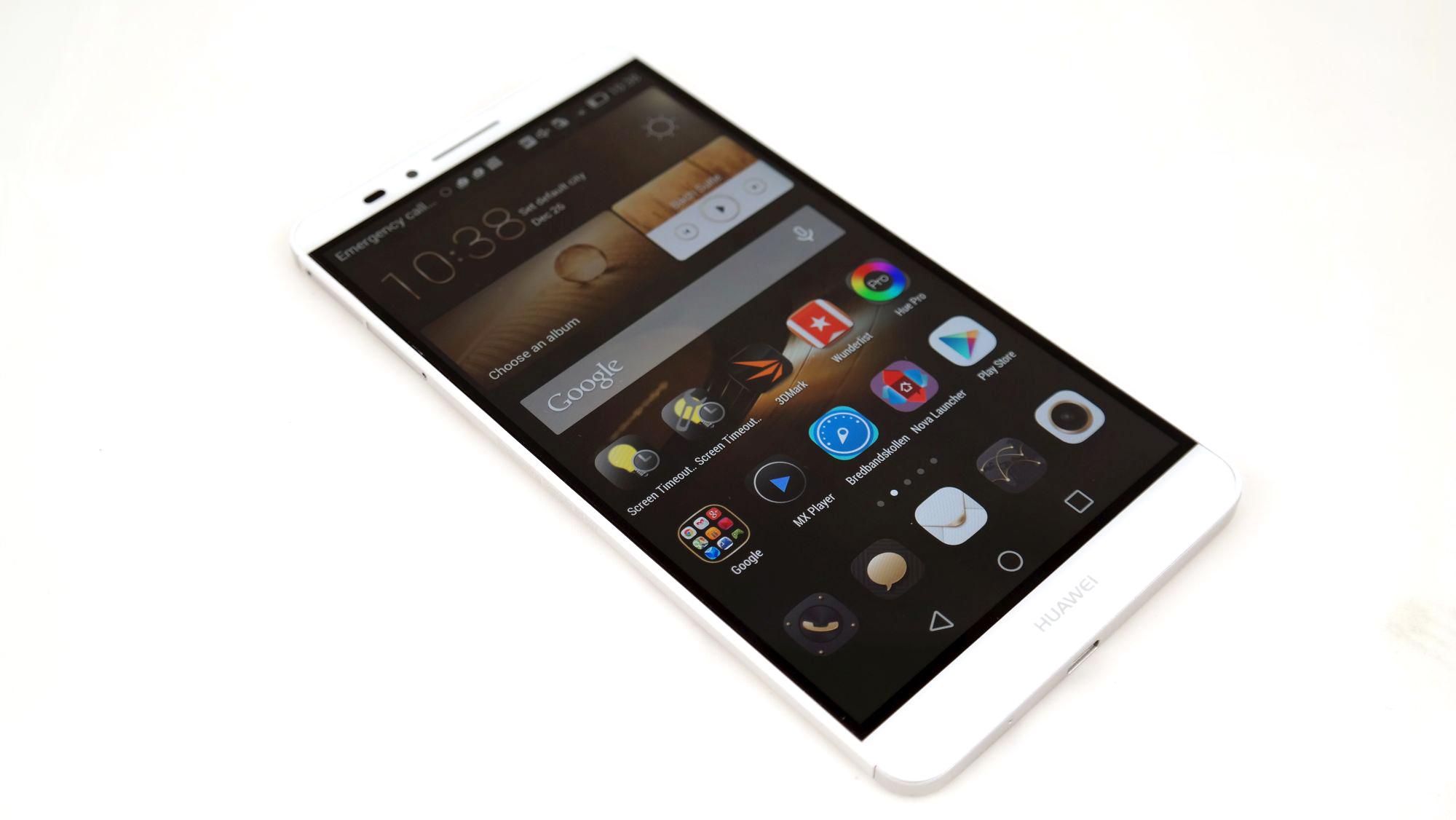 Test: Huawei Ascend Mate 7