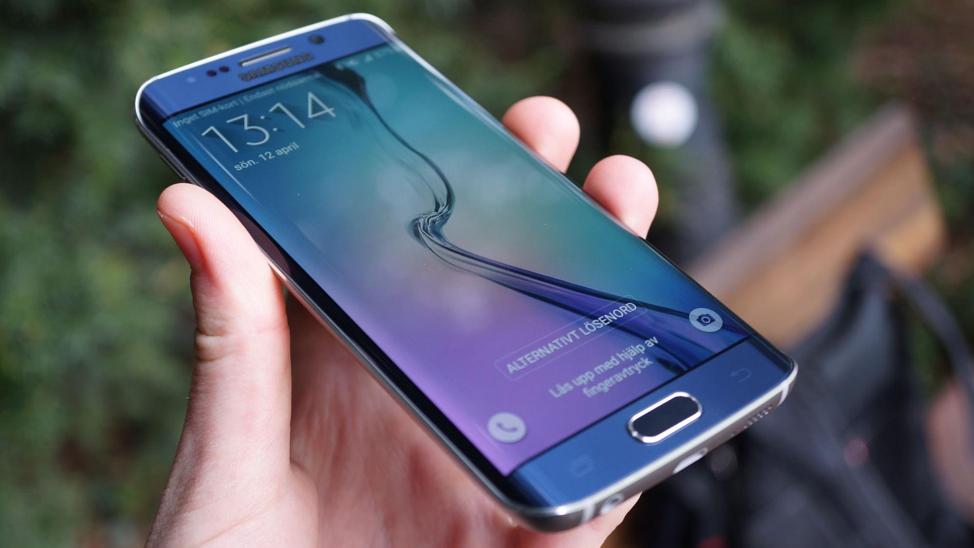 Test: Samsung Galaxy S6 Edge