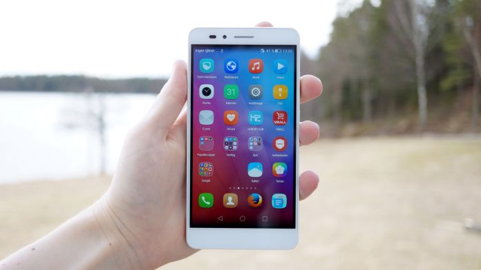 Huawei Honor 5X Recension forsta
