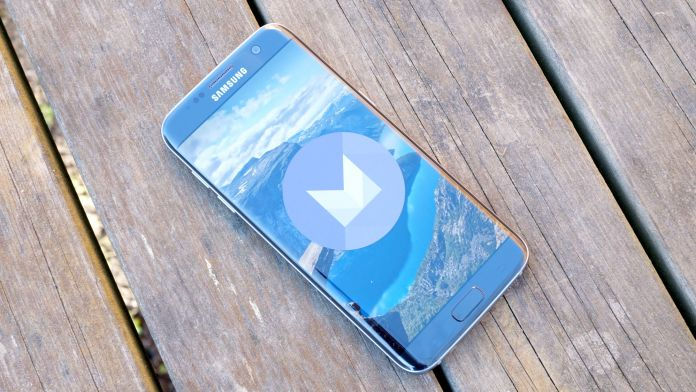 Samsung Galaxy S7 Edge Recension marshmallow