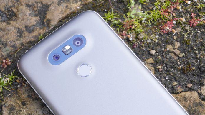 LG G5 Recension kamera