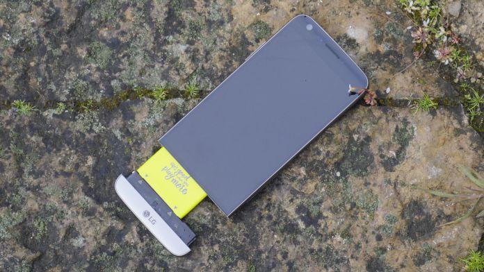 LG G5 Recension modul 1