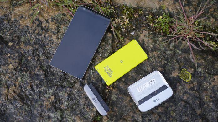 LG G5 Recension modul 8