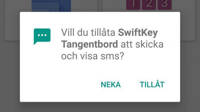 swiftkey byt 4