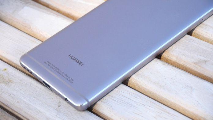Huawei P9 Recension huawei baksida
