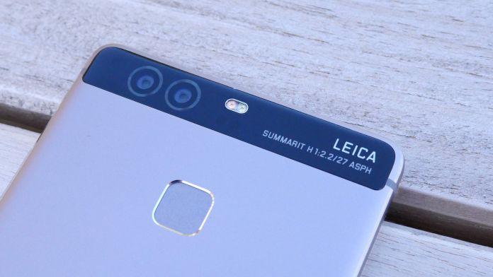 Huawei P9 Recension kamera