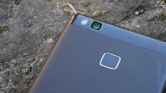 Huawei P9 Lite Recension fingeravtryck