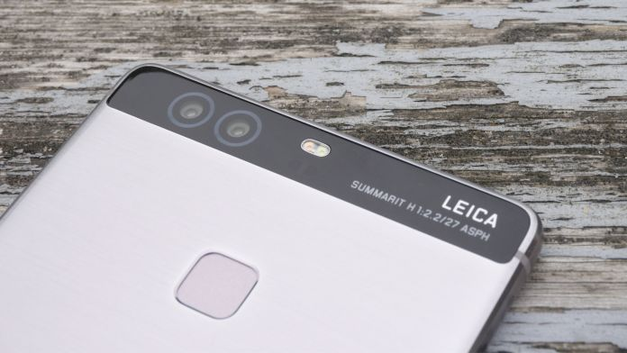 Huawei P9 Plus Recension kamera