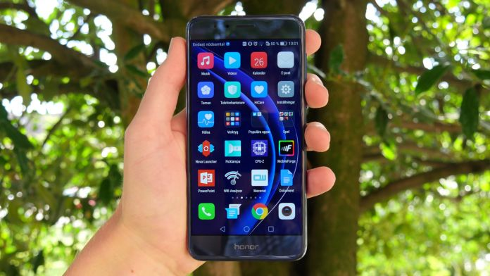 Huawei Honor 8 Recension forsta