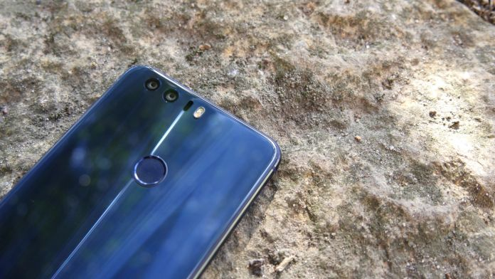 Huawei Honor 8 Recension kamera