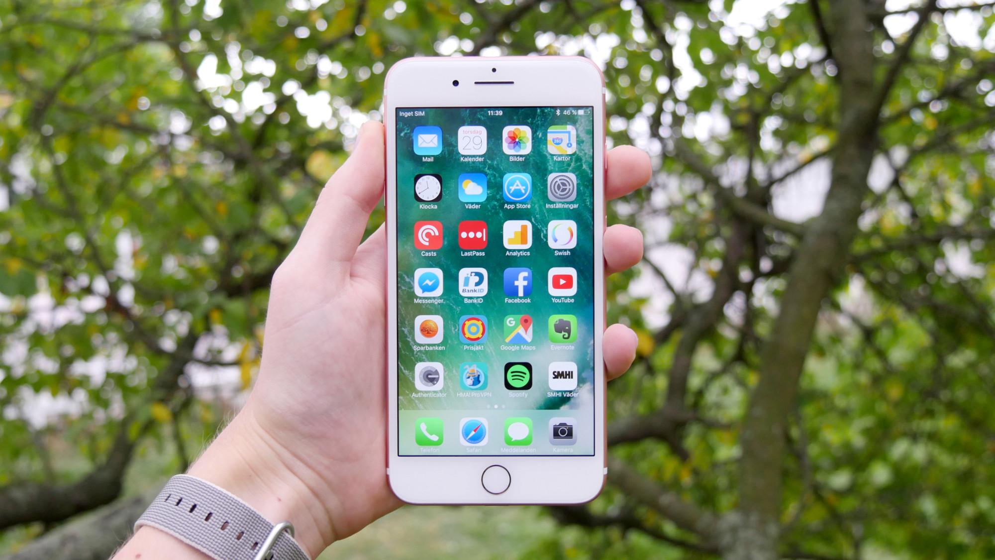 Iphone 6 pris 2 halvt år gammal