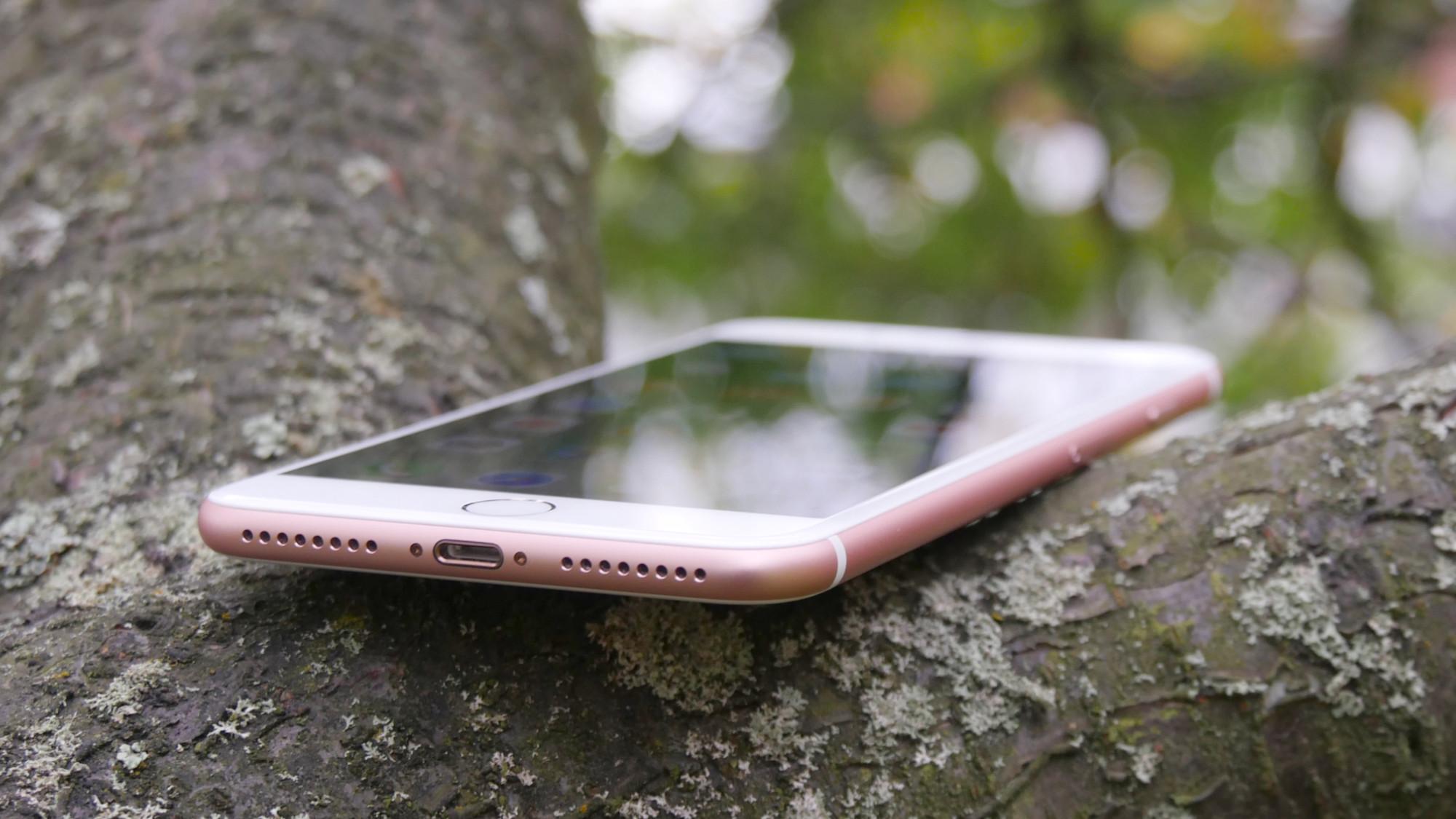 Test  Apple iPhone 7 Plus – telefonen med zoomkamera 5d4059882f241