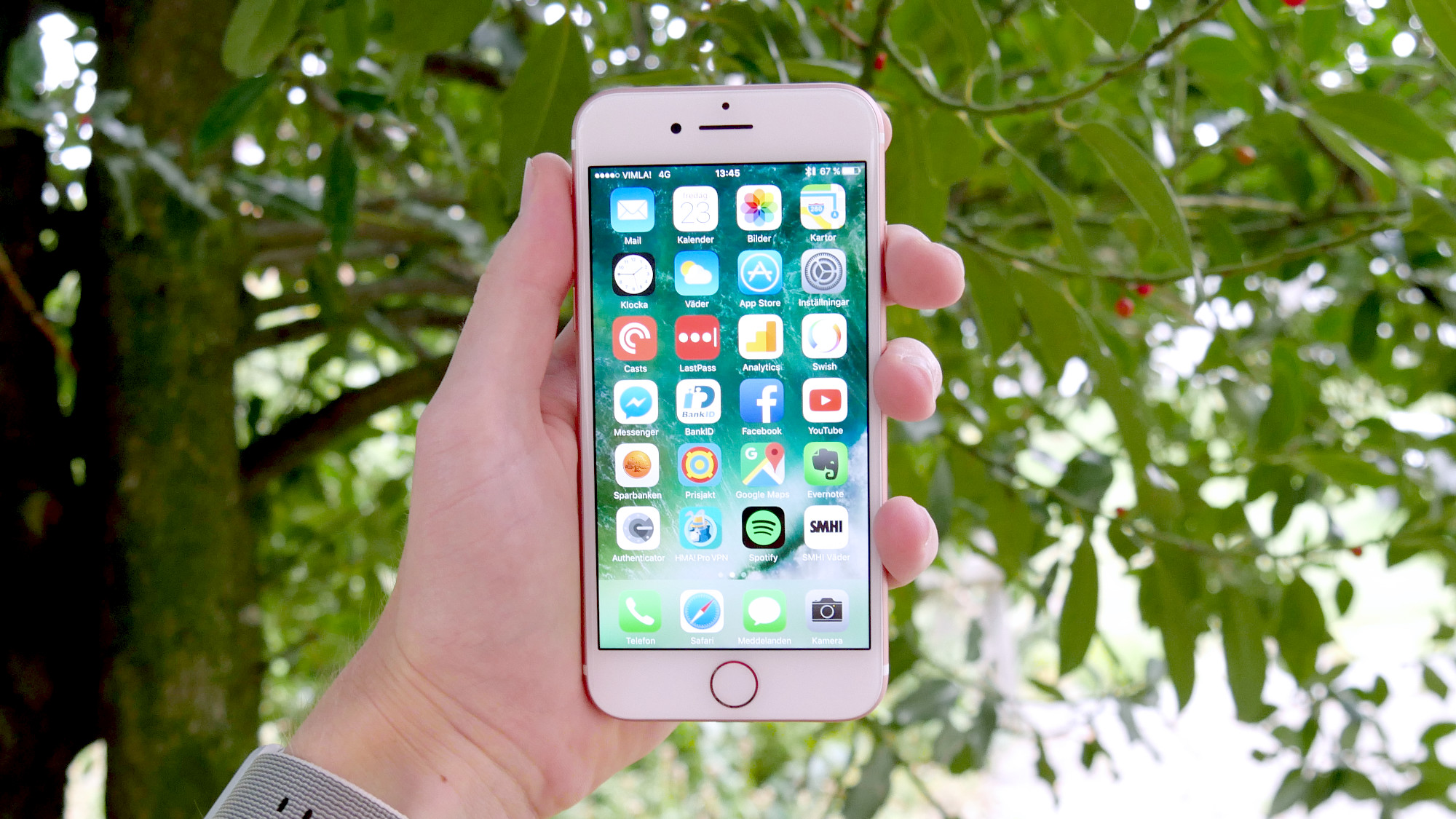Iphone 7 billigaste abonnemanget