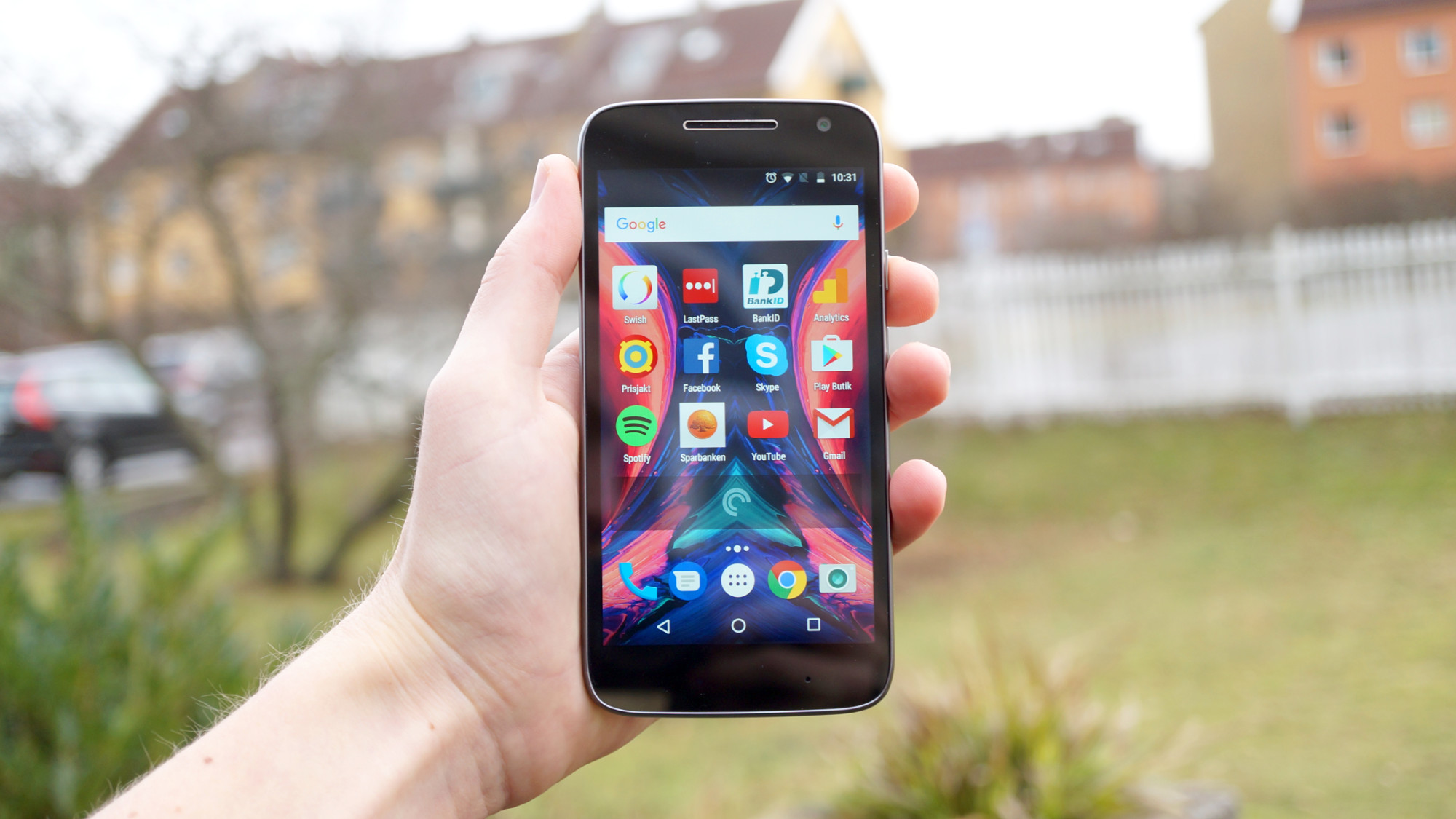 Test: Lenovo Moto G4 Play – otroligt billig telefon