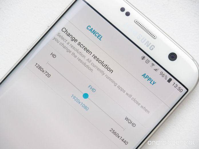 Samsung Galaxy S7 får Nougat
