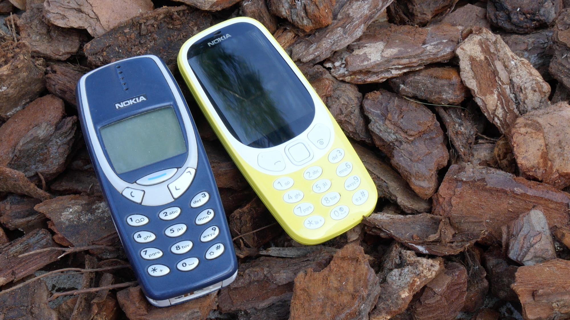 Ubrugte Nokia 3310 är tillbaka – vi jämför med den gamla legendaren RD-55