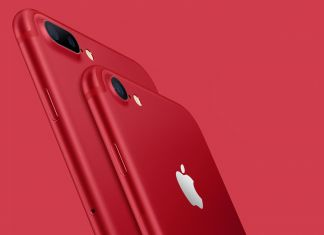 Product Red iPhone 7