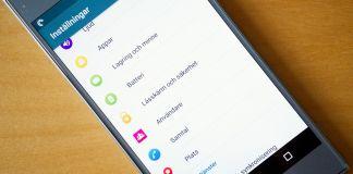 Låna ut mobilen med Android