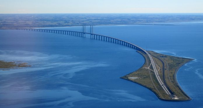 Öresundsbron – fri roaming