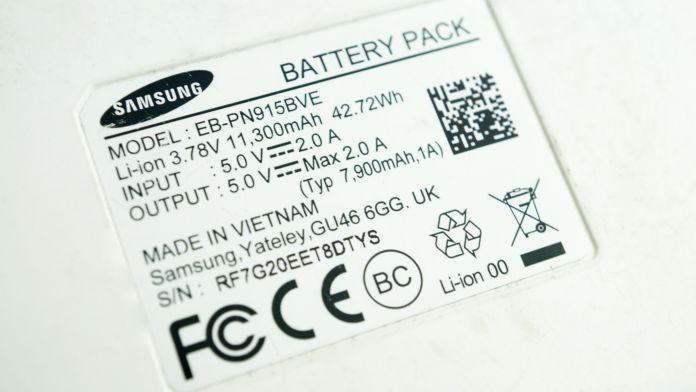Ett batteris kapacitet