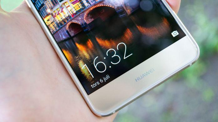 Test Huawei P10 Lite