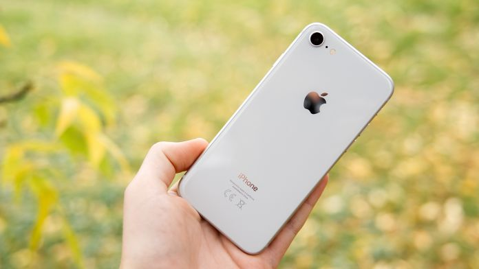 Test iPhone 8