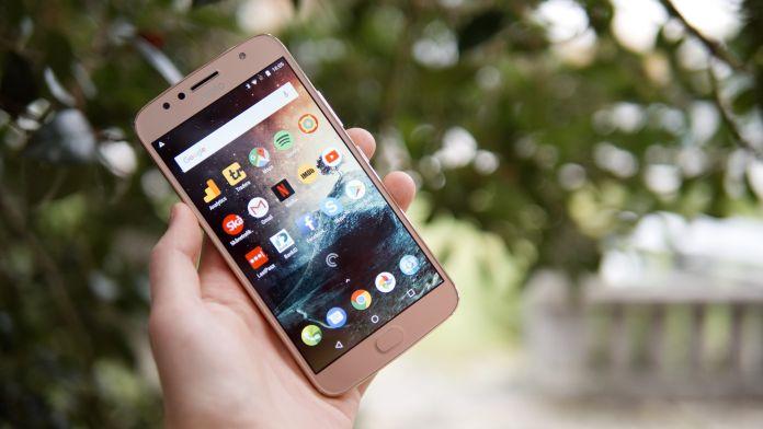 Motorola Moto G5S Plus