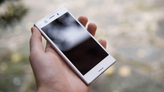 Test av Sony Xperia XZ1 Compact