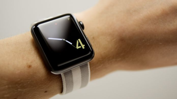 eSIM i Apple Watch