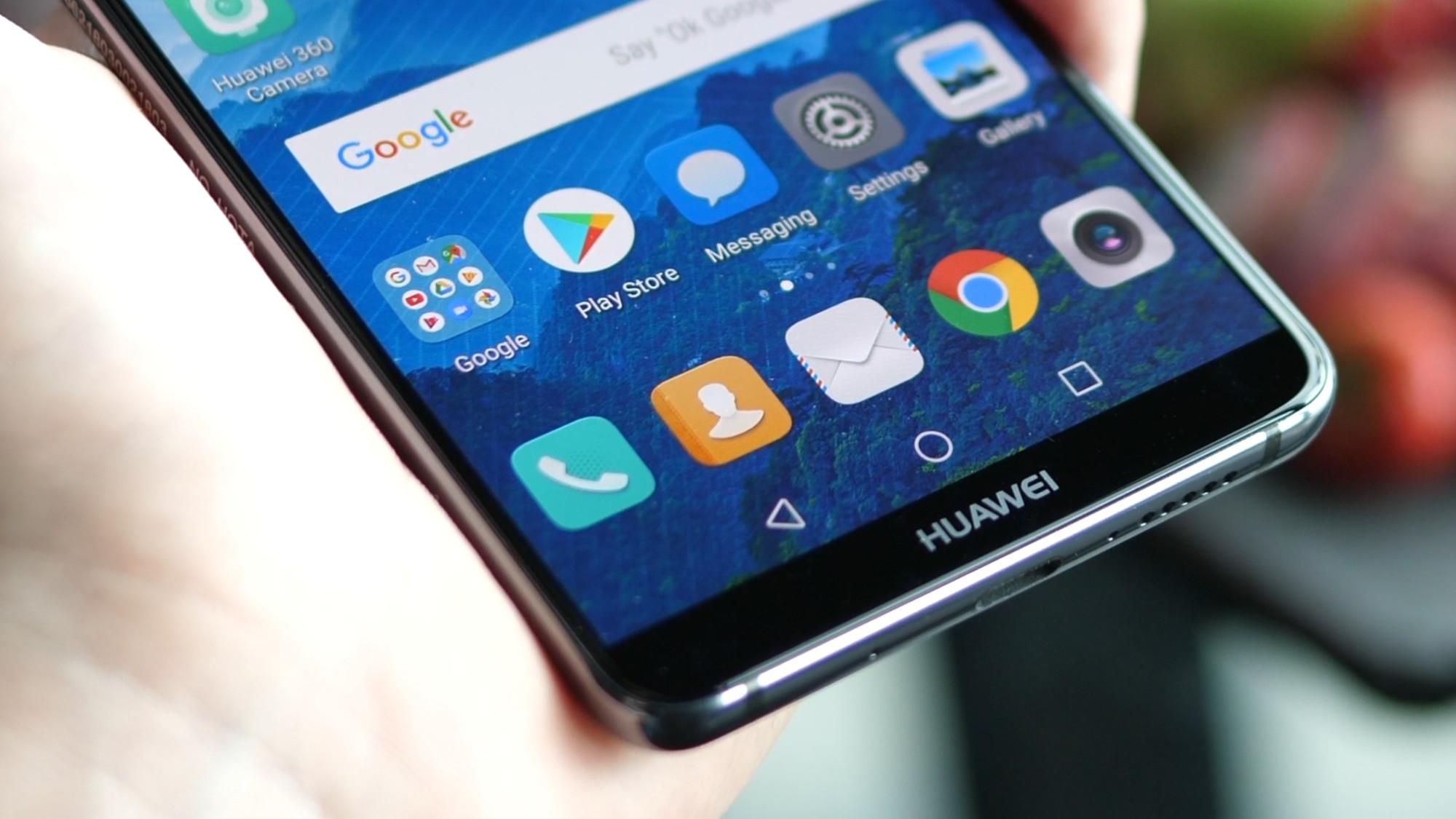Ultramoderne Huawei-telefonerna som ska få Android Q RK-89