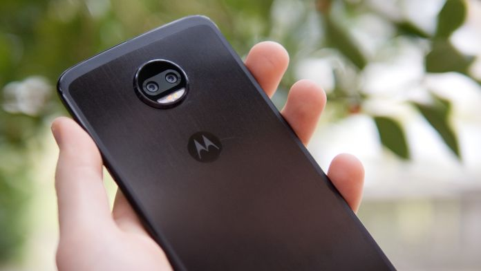 Motorola Moto Z2 Force test