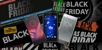 Black Friday mobil smartphone telefon