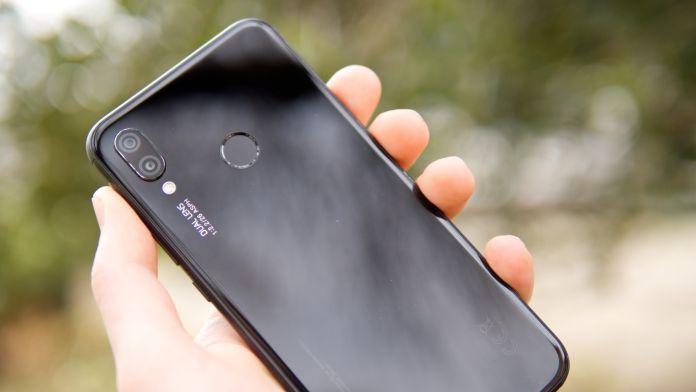 Test av Huawei P20 LIte