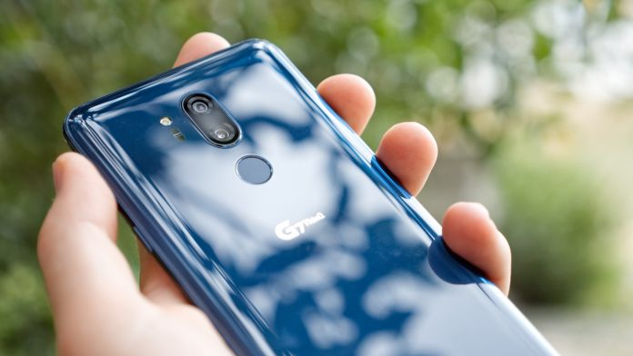 Test LG G7 ThinQ
