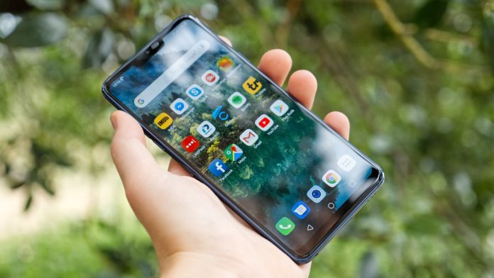 Recension LG G7 ThinQ
