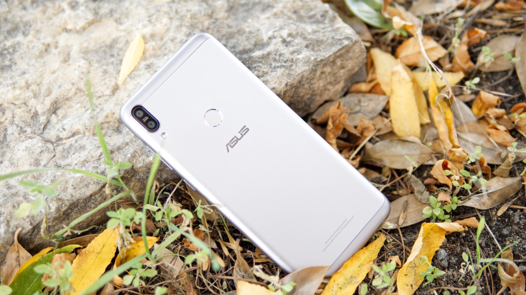 Recension Asus ZenFone Max Pro M1