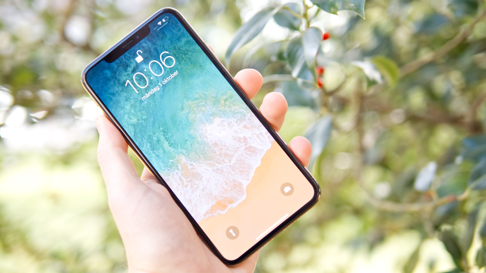 Recension av iPhone XS Max