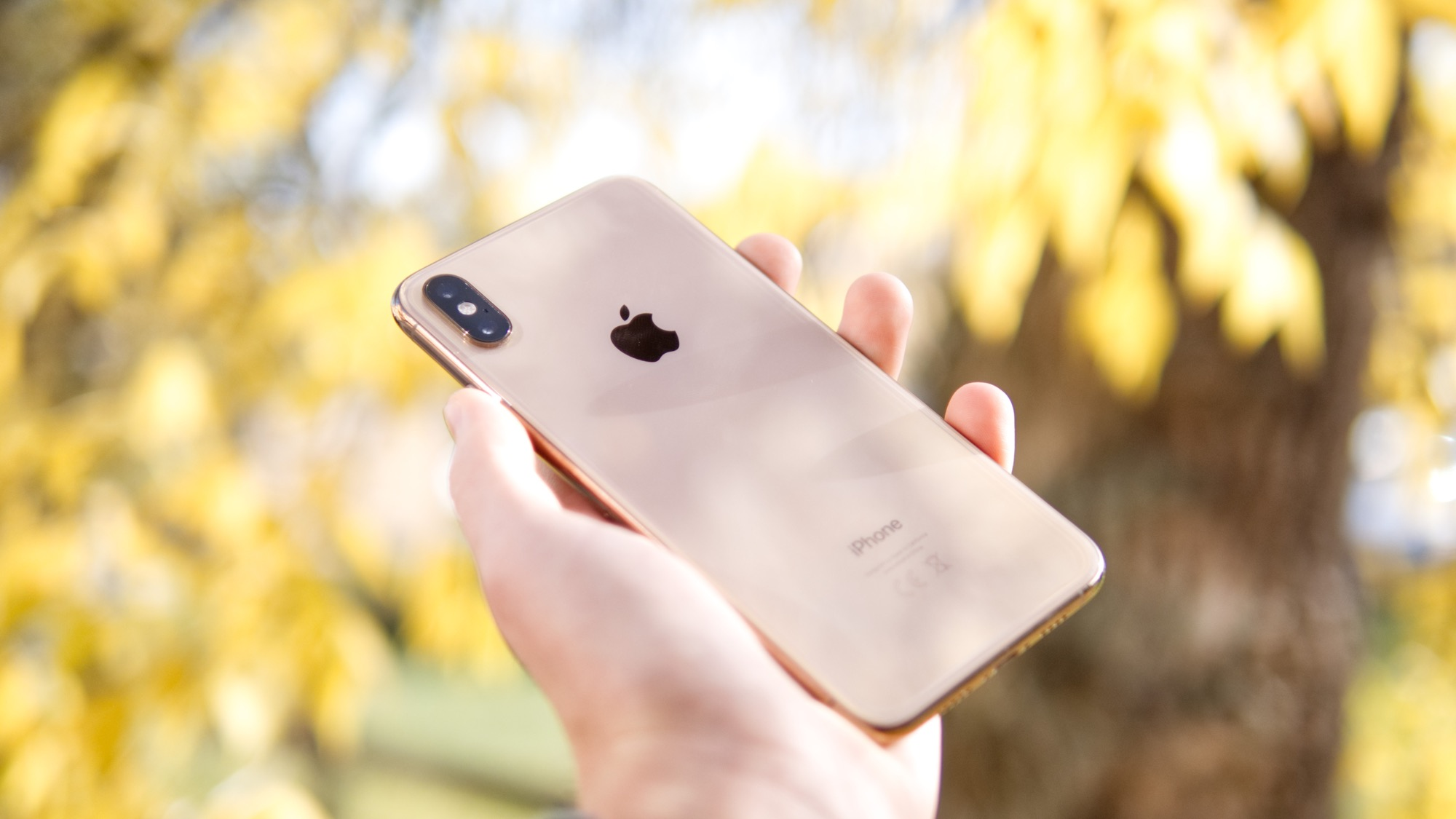 Test av Apple iPhone XS Max