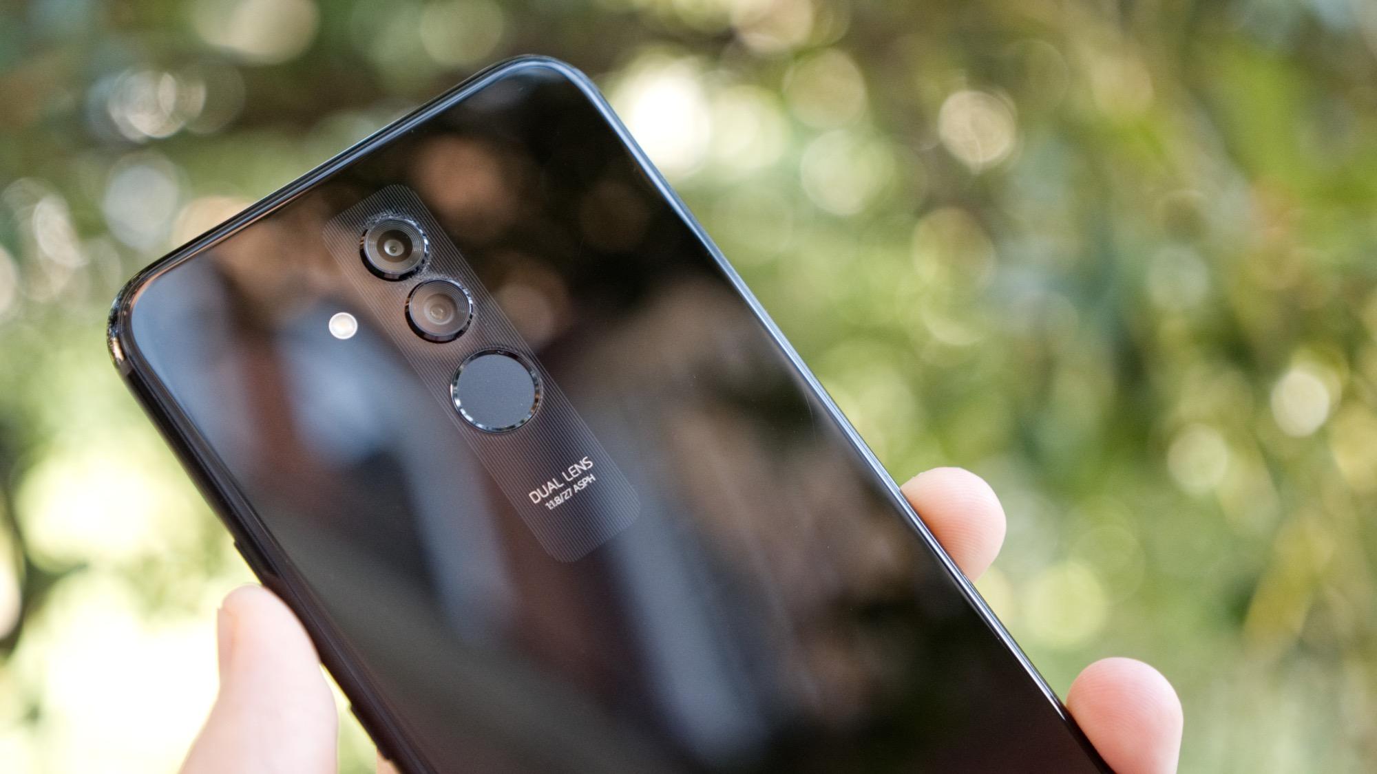 Test Huawei Mate 20 Lite