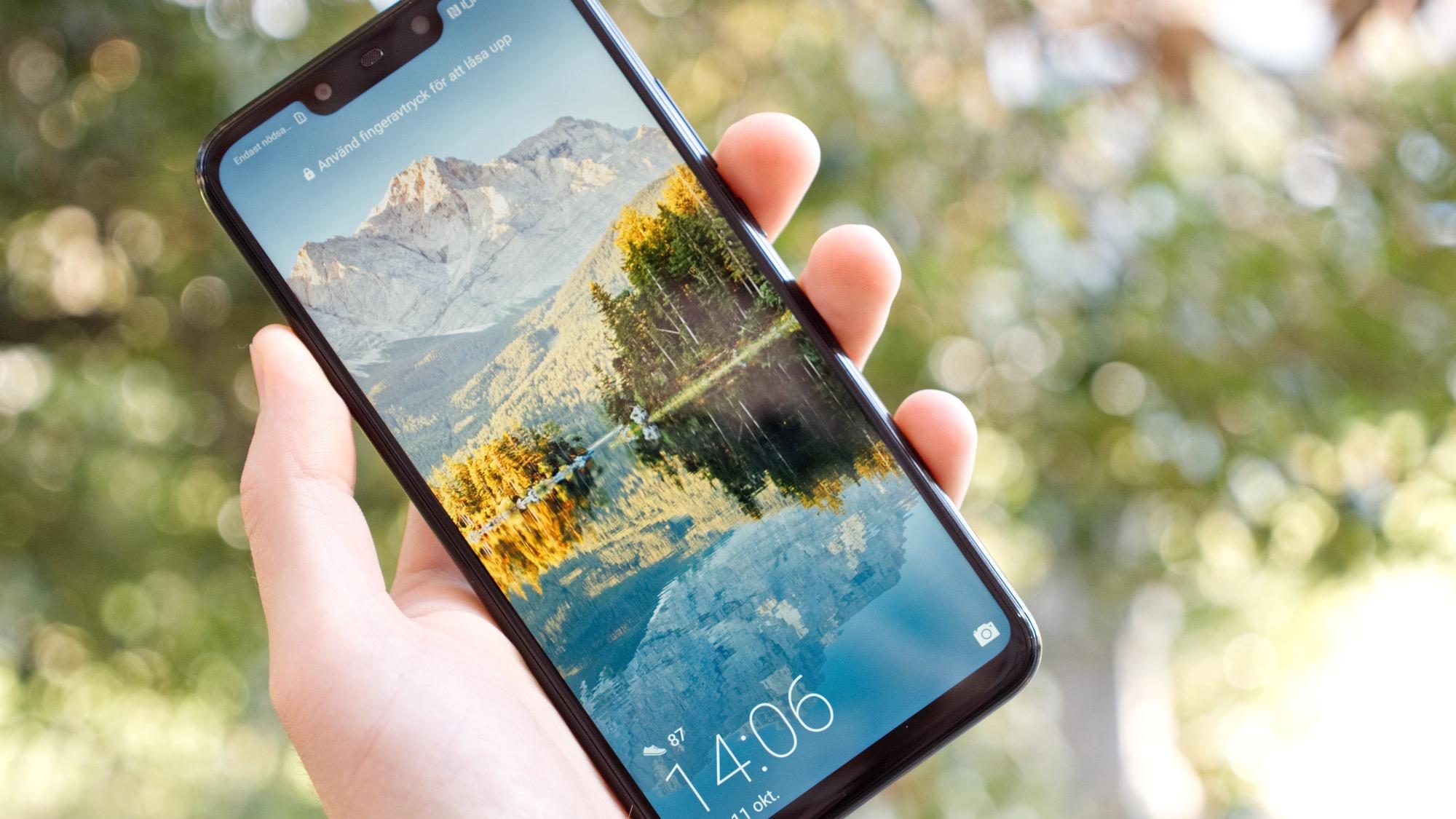 Recension Huawei Mate 20 Lite