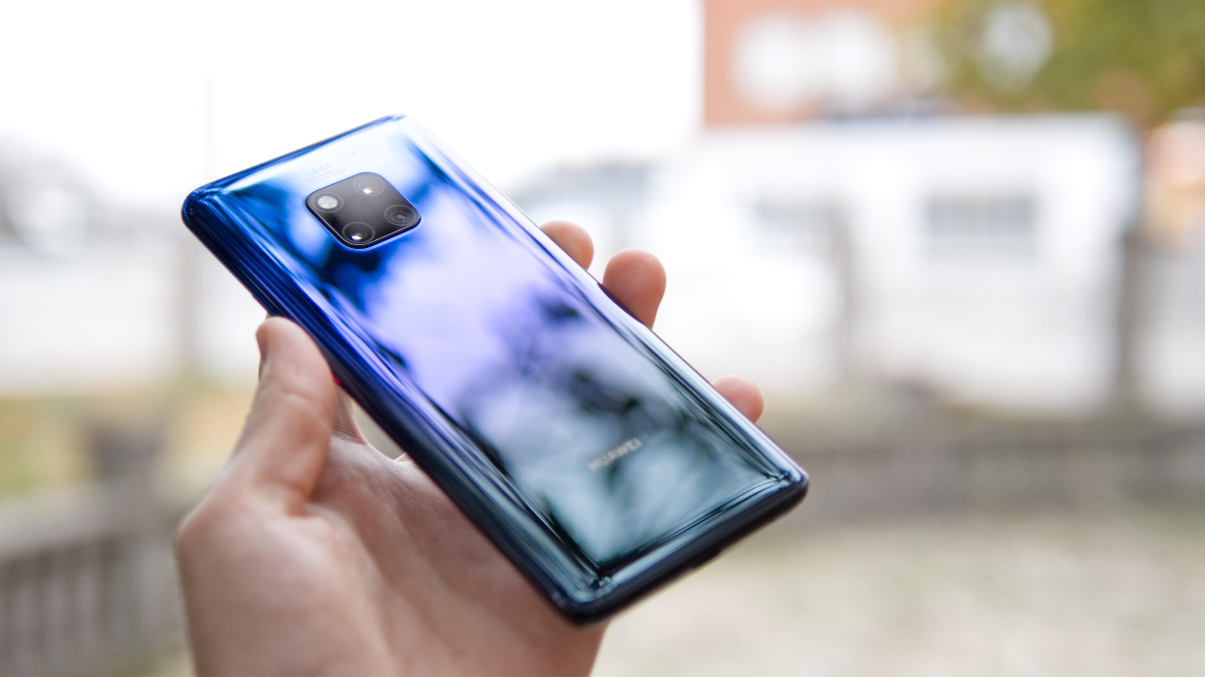 Test: Huawei Mate 20 Pro – ny teknik, deluxe