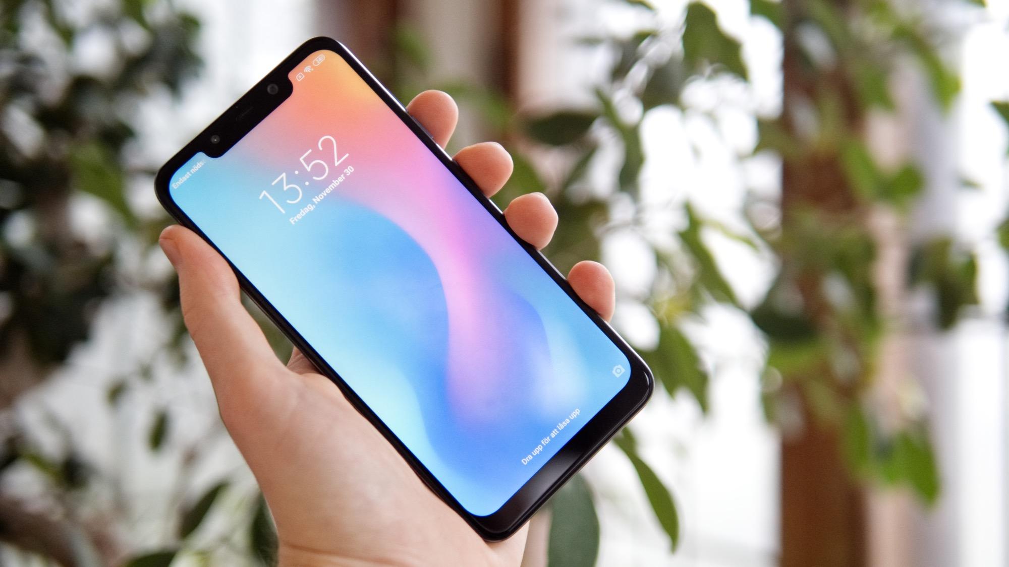 Recension Xiaomi Pocophone F1