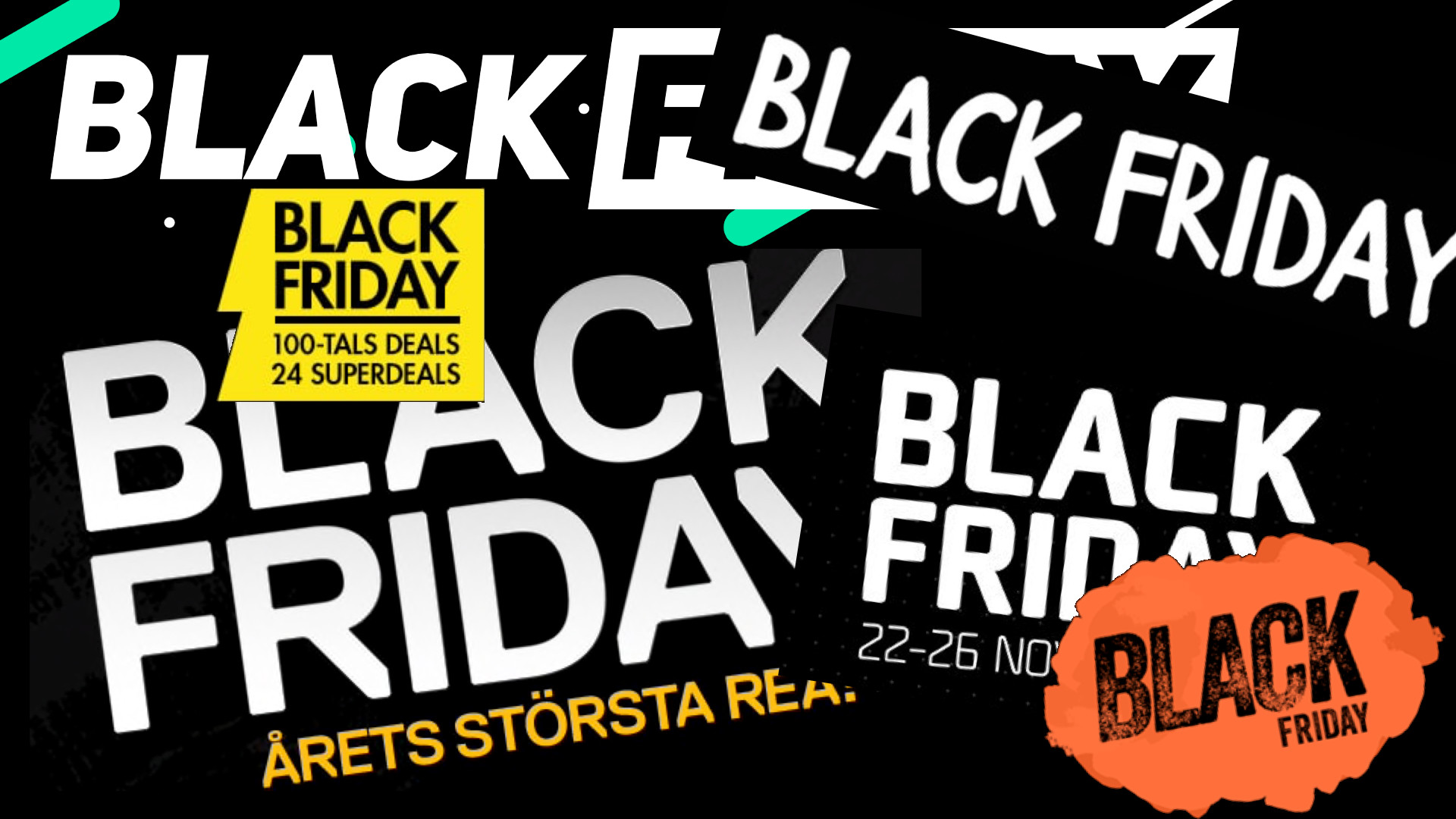 bästa black friday