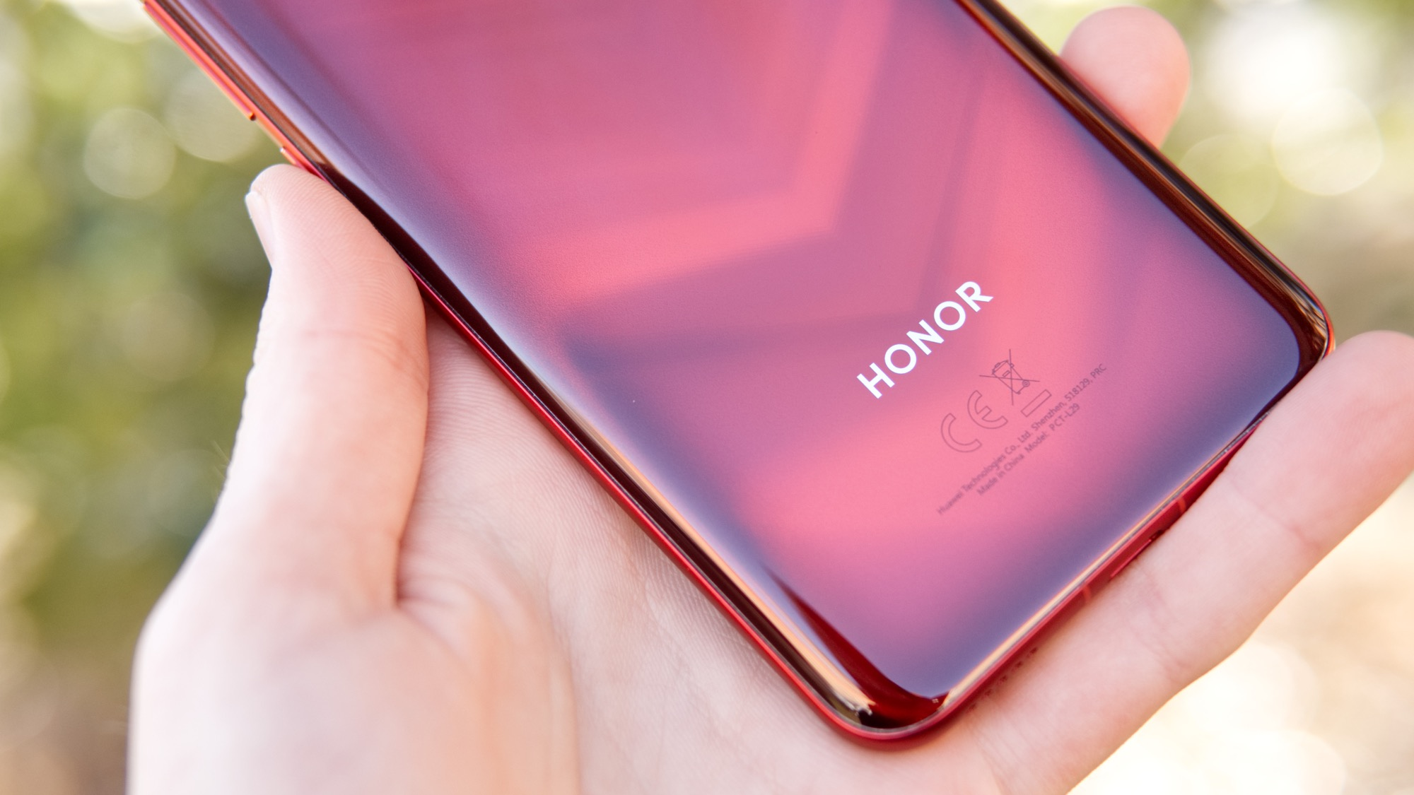 Test Honor View 20