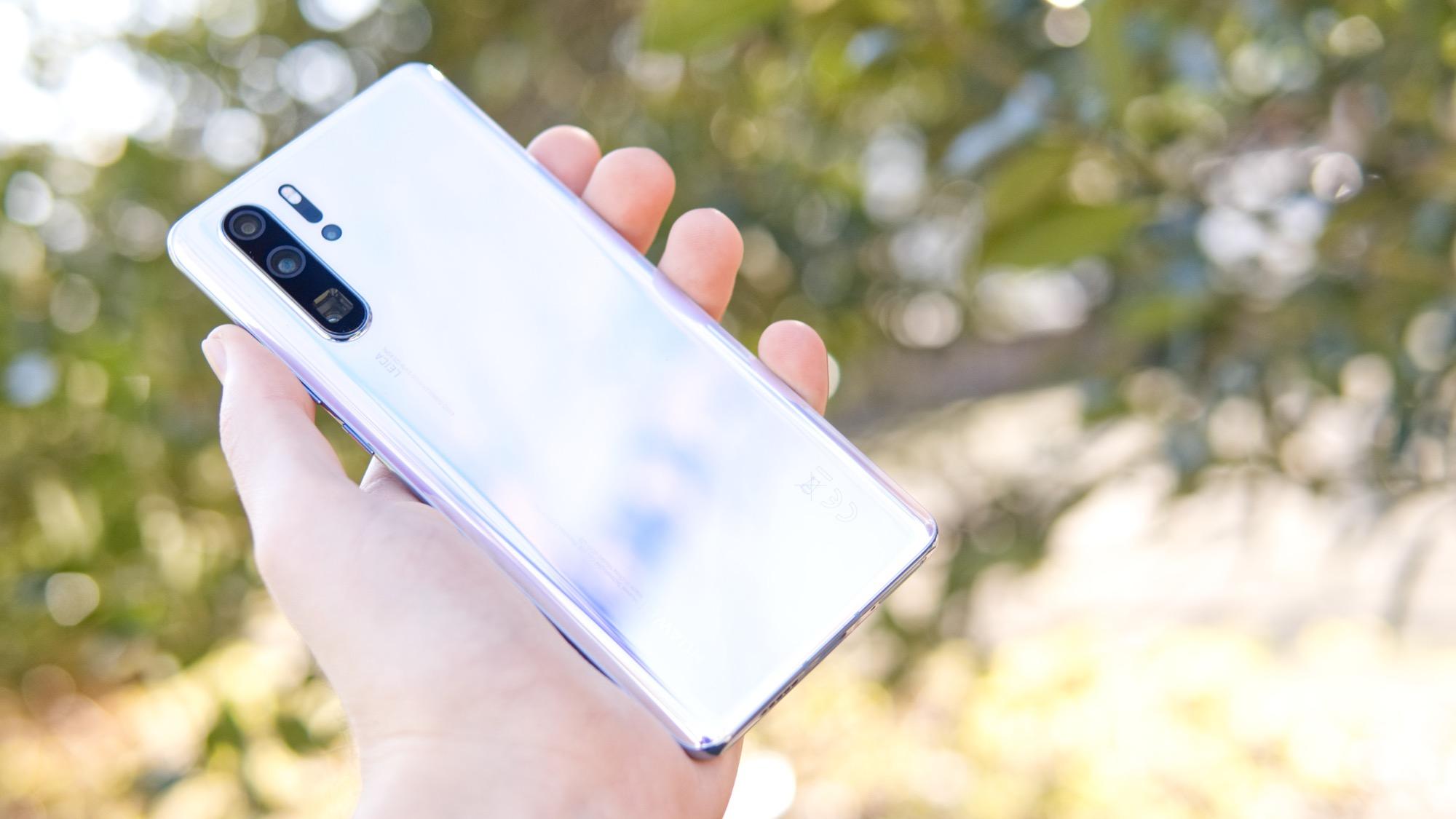 Test Huawei P30 Pro