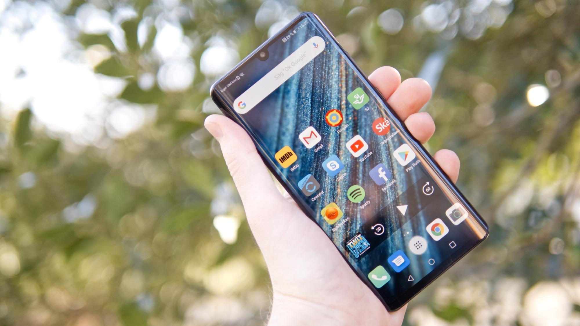 Recension Huawei P30 Pro