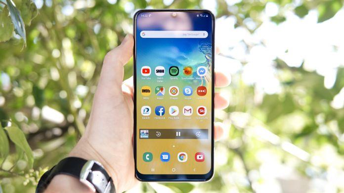 Test Samsung Galaxy A50