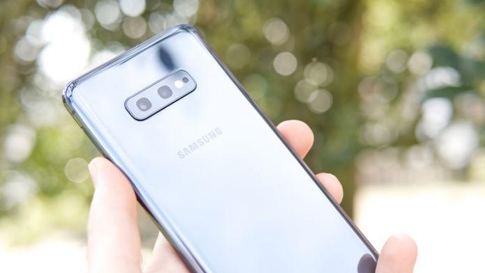 Test Galaxy S10e